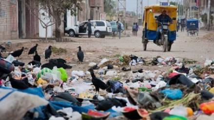 Lambayeque: cuatro distritos en riesgo por mal manejo de residuos sólidos