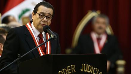 Ministro de Justicia dijo que no tiene ninguna confianza en la Comisión IDH