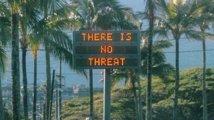 Pánico nuclear en Hawái: imprevistos, olvidos y un técnico en estado de shock
