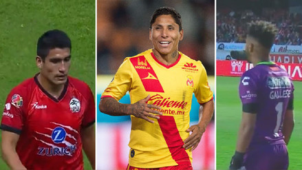 Así les fue a los peruanos en la quinta fecha de la Liga MX