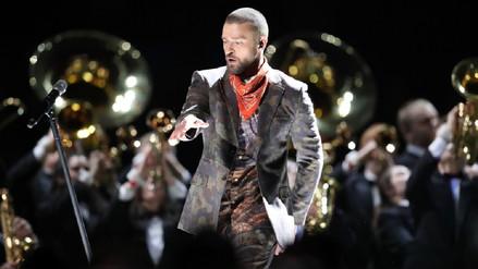 Fotos | Super Bowl: Justin Timberlake y su show en el half time