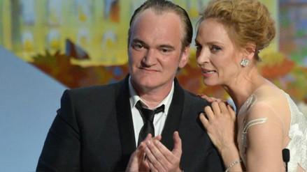 Quentin Tarantino admitió que puso en riesgo la vida de Uma Thurman