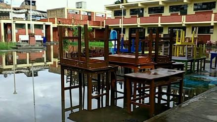 Más de 60 colegios lambayecanos seguirán en espera de reconstrucción