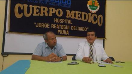 Médicos de EsSalud Piura se sumarán a paro nacional para exigir mejoras en red