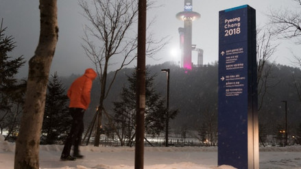 Las temperaturas glaciales amenazan la inauguración de los Juegos Olímpicos en Corea del Sur