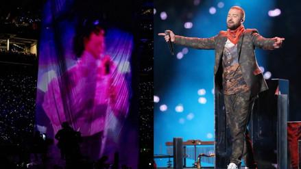 Super Bowl: Justin Timberlake en medio de polémica por usar holograma de Prince