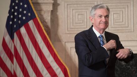 Jerome Powell juró como presidente de la Reserva Federal de EE.UU.