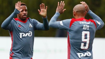 Jefferson Farfán anotó con Lokomotiv Moscú en amistoso ante Kalmar FF