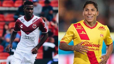 Ramos y Ruidíaz figuran dentro del once ideal de la fecha en México