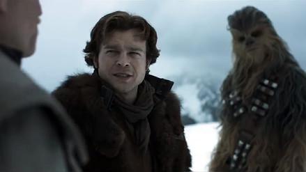 Super Bowl: tráiler de Star Wars confirma oscuro pasado de Han Solo