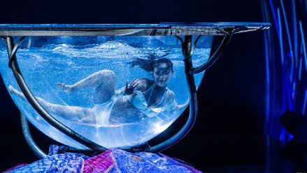 Cirque du Soleil explota la fuerza femenina en 'Amaluna'