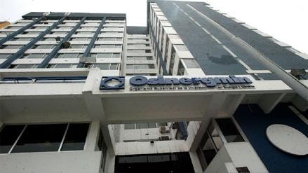 Osinergmin indicó que rotura no tendrá impacto en la tarifa de electricidad
