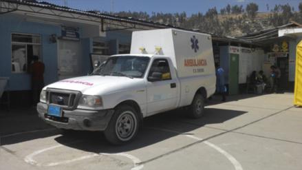 Accidente de tránsito en Caylloma dejó dos muertos y un herido
