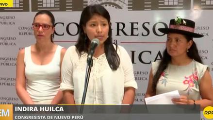 Indira Huilca: La violencia de género no es un problema de la gente más humilde, es de todos