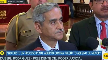 """Duberlí Rodríguez: """"La pena de muerte no es la principal respuesta contra el crimen"""""""