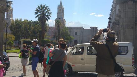 Partido entre el FBC Melgar y Wanderers incrementó el turismo en Arequipa