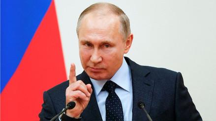 Vladímir Putin fue inscrito para las elecciones de marzo en Rusia