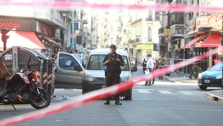 Tres heridos y dos prófugos tras un intenso tiroteo en Buenos Aires