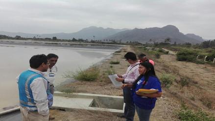 Defensoría del Pueblo intervino por contaminación del río Olmos