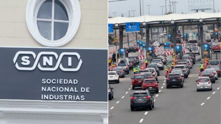SNI: Se perderán S/ 70 millones en febrero por restricción horaria en Panamericana Sur
