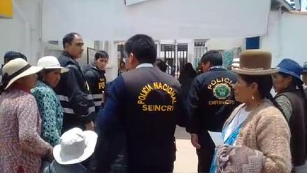 Dos muertos y otros cuatro afectados por tomar brebaje de curandero en Juliaca