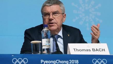 El presidente del COI plantea debatir la inclusión de los eSports en las Olimpiadas