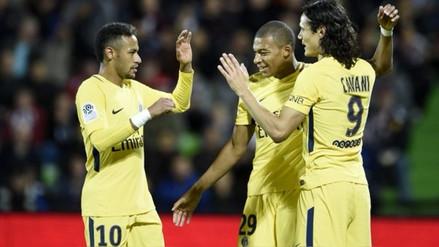Neymar cobra tanto como Edinson Cavani y Kylian Mbappé juntos