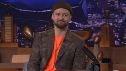 Justin Timberlake se pronuncia tras polémica por holograma de Prince