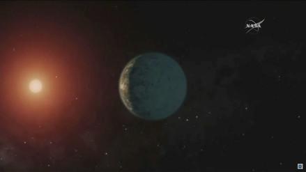 Los científicos creen que el sistema planetario TRAPPIST-1 tiene agua en abundancia