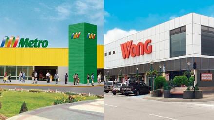 Indecopi abrió proceso a dueña de Wong y Metro por importación de conservas con parásitos