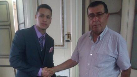 Delantero español estará a prueba en Academia Cantolao