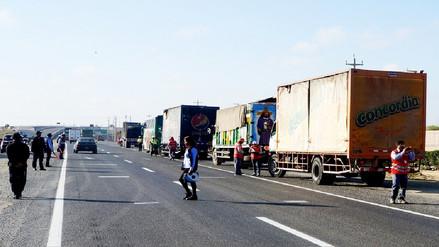 Piden señalización para vehículos de carga pesada en vía de evitamiento
