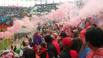 Brindan medidas de seguridad previo al partido FBC Melgar – Wanderers