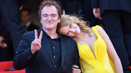 Uma Thurman está dispuesta a trabajar nuevamente con Quentin Tarantino