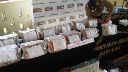 Policía incauta 10 mil unidades de explosivos en Caravelí