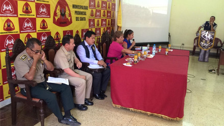 Autoridades acuerdan restringir el ingreso a la playa Atahualpa