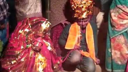 Más de 3 mil casos de secuestros de hombres solteros para forzarles al matrimonio en la India