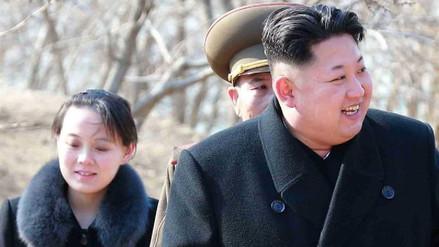 La hermana de Kim Jong-un visitará Corea del Sur por los Juegos Olímpicos