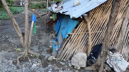 Unas 50 viviendas quedaron afectadas por lluvias en Chincheros