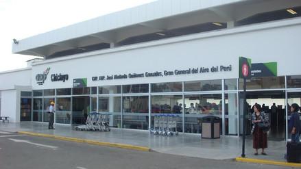 Retiro de vuelos a Chiclayo no afectará cifras del turismo