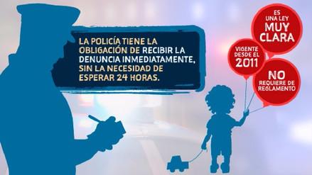 La ley 'Brunito', una herramienta para agilizar la búsqueda de menores desaparecidos