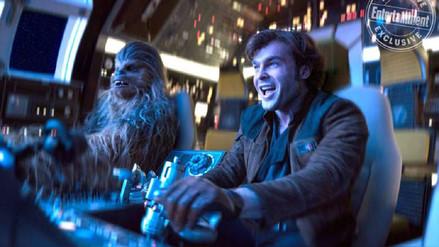 Fotos | Star Wars: publican nuevas imágenes de