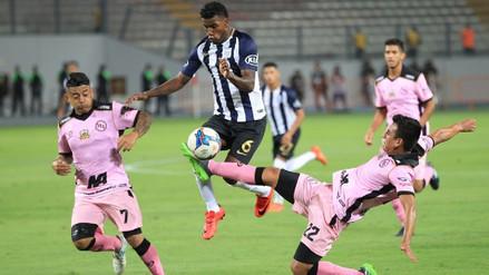 Alianza Lima trabaja con este once para enfrentar a Ayacucho FC