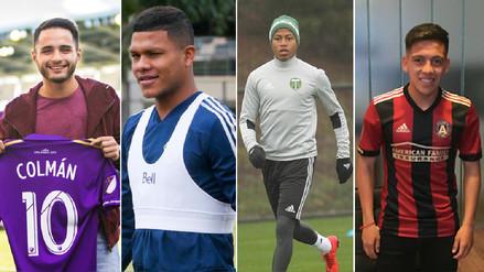 Incluyen a Andy Polo en la lista de los jóvenes cracks de la MLS
