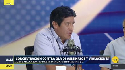 El padre de la menor asesinada habla de posibles cómplices en el crimen