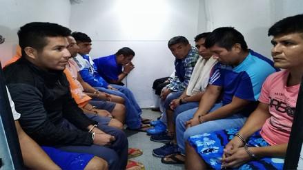 Trasladan a 11 reclusos de penal ex Río Seco a Cochamarca por extorsión