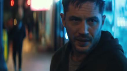 'Venom' estrena su primer teaser tráiler