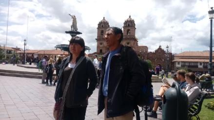 Familia de turista desaparecida denunció comunicaciones extorsivas