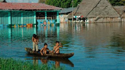 Gobierno declara en emergencia a 31 comunidades nativas de Loreto por agua contaminada