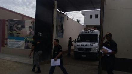 Reos del centro penitenciario de Piura extorsionaban a empresarios